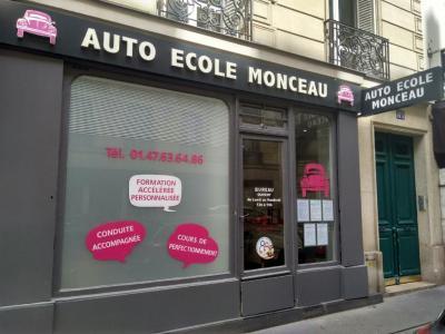 Auto Ecole Monceau - Auto-école - Paris