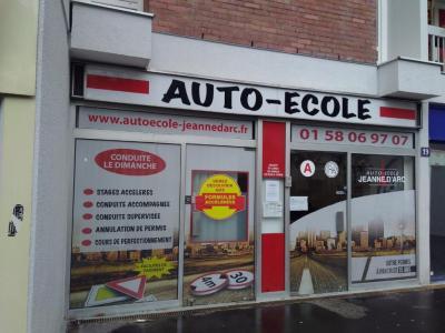 Auto Ecole Paris Jeanne D'Arc - Auto-école - Paris