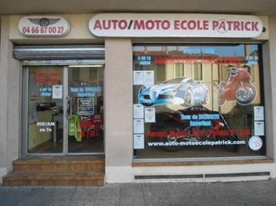 Auto-école Patrick Auto Moto - Auto-école - Nîmes