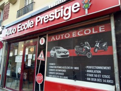 Auto-ecole Prestige - Auto-école - Paris