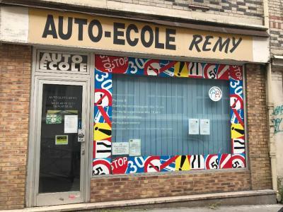 Auto Ecole Rémy - Auto-école - Paris