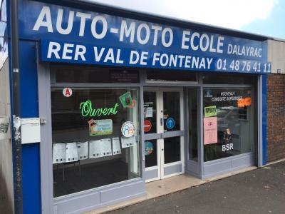 Auto Ecole RER Val de Fontenay - Auto-école - Fontenay-sous-Bois