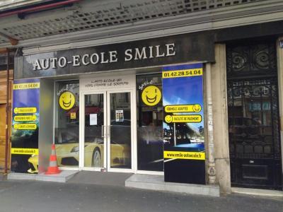 Auto-Ecole Smile - Auto-école - Paris