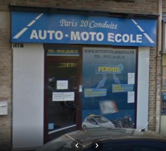 Auto-Moto Ecole Paris 20 Conduite - Auto-école - Paris