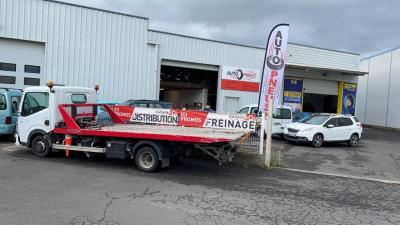 Auto Pneus - Garage automobile - Clermont-l'Hérault