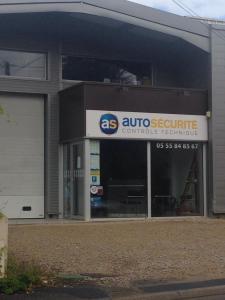Auto Sécurité - Sarl Centre Auto Correzien - Contrôle technique de véhicules - Brive-la-Gaillarde