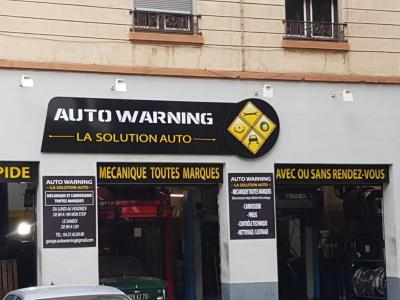 Auto Warning - Garage automobile - Lyon
