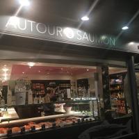 Autour du Saumon Miron - PARIS