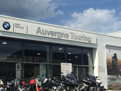 Auvergne Touring - Vente et réparation de motos et scooters - Aubière