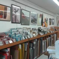 Aux Bleuets - Encadrement - Beaux Arts - Loisirs Créatifs - TINQUEUX