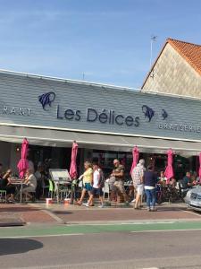 Aux Délices - Restaurant - Fort-Mahon-Plage