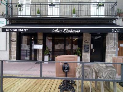 Aux Embruns - Restaurant - Brive-la-Gaillarde