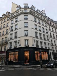 Aux Merveilleux - Boulangerie pâtisserie - Paris