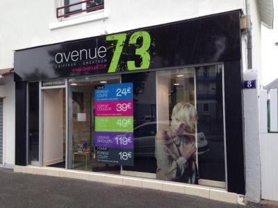 Avenue 73 - Coiffeur - Nantes
