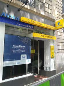 Aviva - Agent général d'assurance - Paris