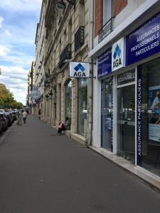 Axa - Agent général d'assurance - Paris