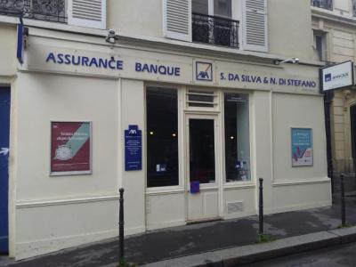Axa Da Silva Samuel Agent général - Agent général d'assurance - Paris