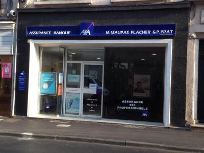 Axa De Longevialle Arnaud Agent Général - Société d'assurance - Rive-de-Gier