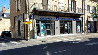 AXA Du Pradel Yves Agent Général - Banque - Brive-la-Gaillarde