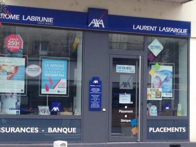 Axa J.Labrunie Et L.Lasfargue Agent général - Agent général d'assurance - Brive-la-Gaillarde