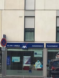 Axa Savina Alain Agent Général - Banque - Angers