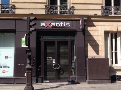 Axantis Office Center - Matériel de bureau - Paris