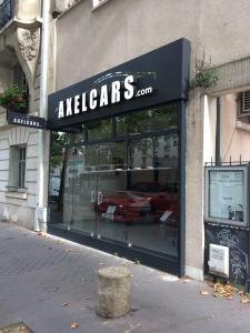 Axelcars - Automobiles d'occasion - Boulogne-Billancourt