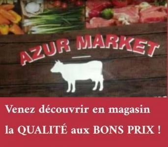 Azur Market - Boucherie charcuterie - Fréjus