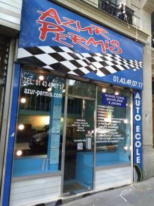 Azur Permis - Auto-école - Paris