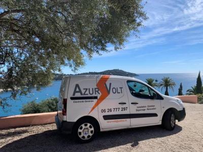 Azur Volt - Entreprise d'électricité générale - Nice