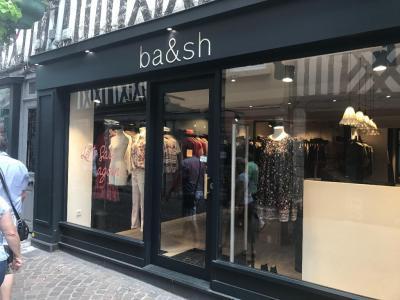 Le Faubourg - Fabrication de vêtements - Rouen