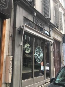 Balgelstein - Restauration rapide - Paris