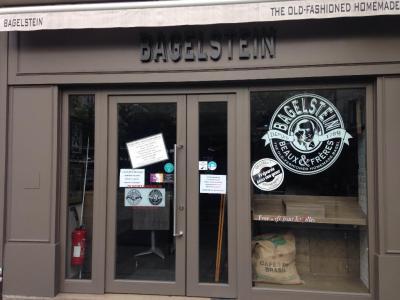 Bagelstein - Restaurant - Suresnes