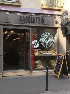 Bagelstein Rjk - Restauration rapide - Paris