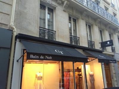 Bain De Nuit - Robes de mariées - Paris