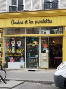 Balibaris - Vêtements femme - Paris