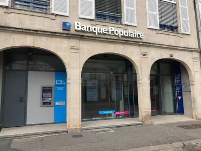 Banque Populaire Alsace Lorraine Champagne - Banque - Saint-Dizier