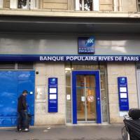 Banque Populaire Paris Notre Dame Banque Populaire Rives de Paris - PARIS