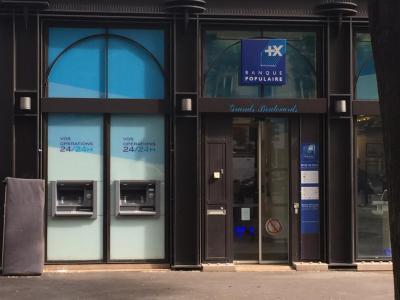 Banque Populaire Rives De Paris - Banque - Paris