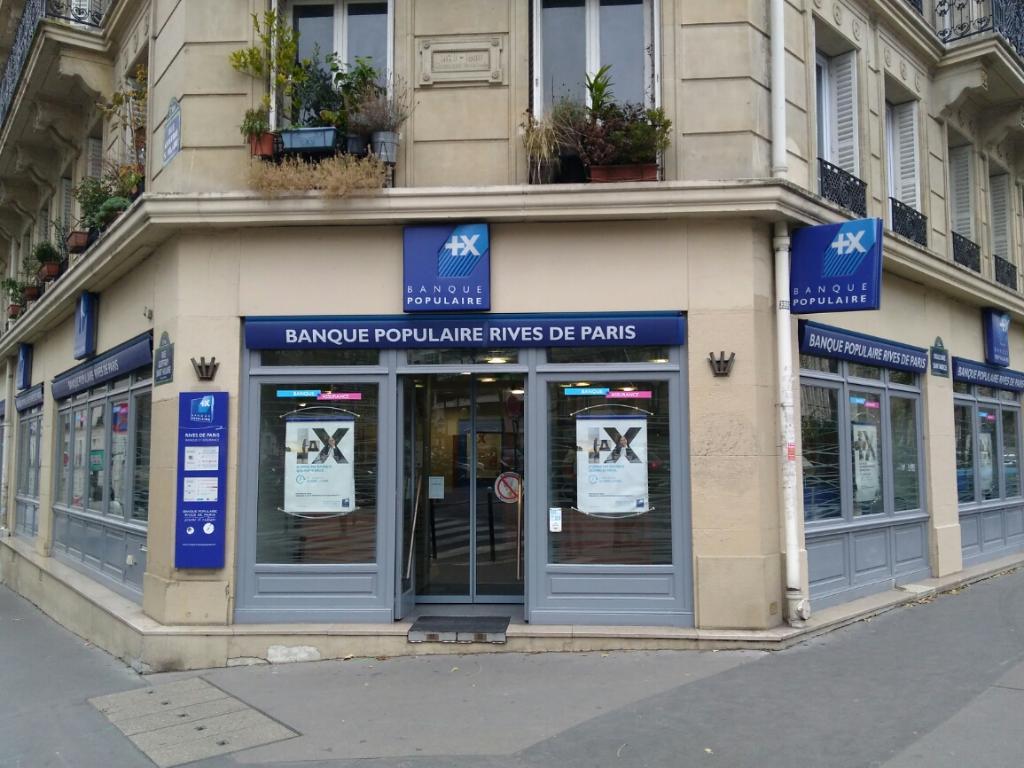 Banque Populaire Rives De Paris Paris Banque Adresse