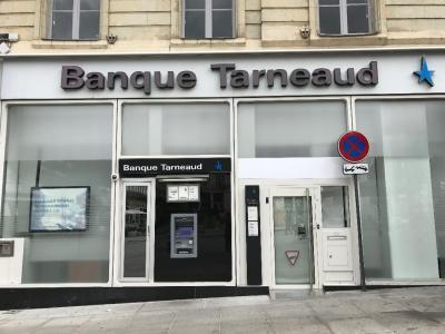 Banque Tarneaud - Banque - Angers