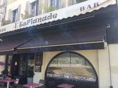 Bar Brasserie De L'Esplanade - Restaurant - Angoulême