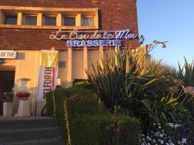 Bar De La Mer - Restaurant - Courseulles-sur-Mer