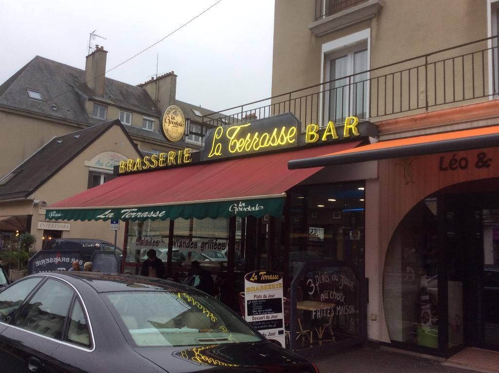 Bar De La Terrasse Saint Lô Restaurant Adresse Avis