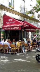 Bar Du Marche - Infrastructure sports et loisirs - Paris