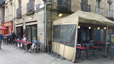 Bar La Bonne Nouvelle - Café bar - Rennes