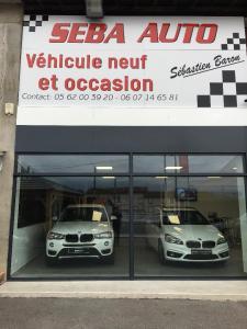 Baron Sébastien - Club, circuit et terrain de sports mécaniques - Saint-Gaudens