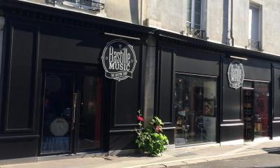 Bastille Music - Réparation et entretien d'instruments de musique - Nantes