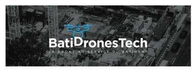 Bati Drones Tech - Photographe de reportage - Versailles