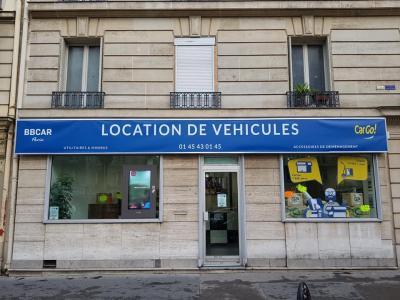 Car'go - Location d'automobiles de tourisme et d'utilitaires - Paris